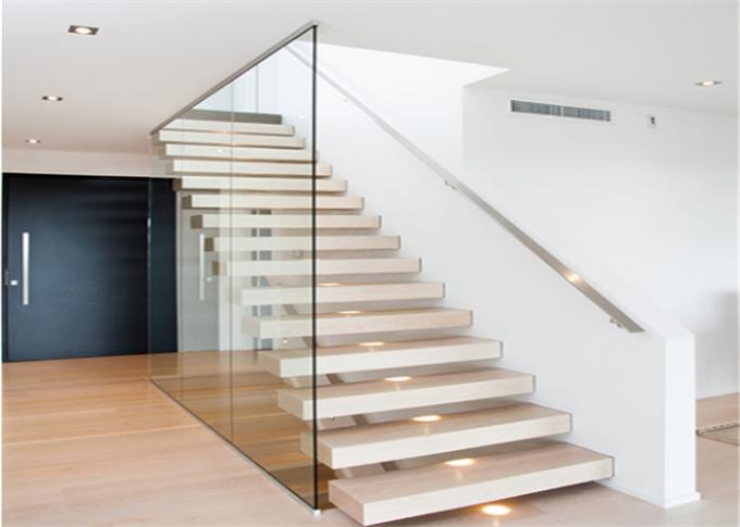 Prima Building DIY Floating Curved Staircase
