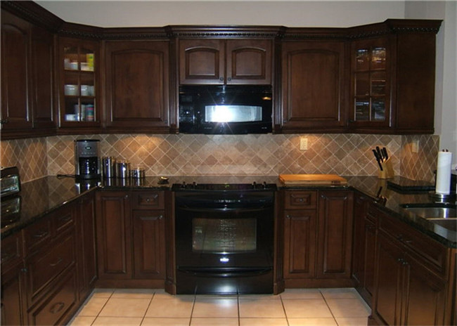 American Wall Mounted Kitchen Cabinets Traditional Design For Kitchen Room Furniture
