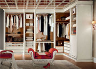 China Fashion Design Walk In Closet Wardrobe With Clothes Cupboard Design Eco Friendly factory