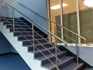 316 304 Stainless Steel Stair Railing 12.7mm Rod Diameter Indoor / Outdoor