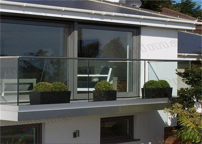 Glass Balustrade Systems  Glass Balcony amp Railings