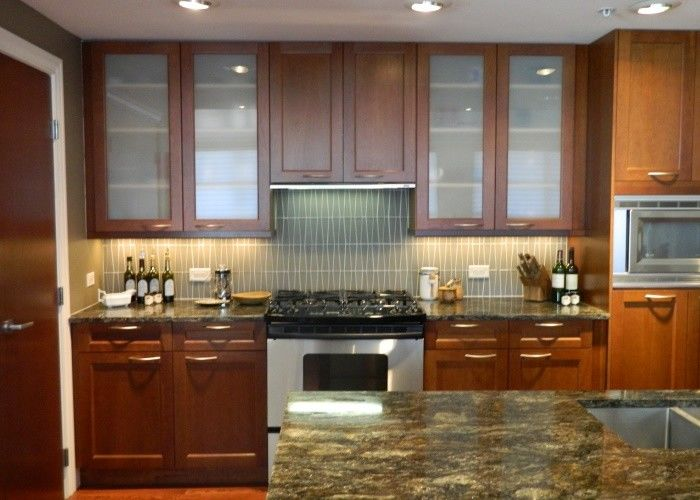 Ancient Solid Wood Kitchen Cabinets , Hanging Kitchen Wall ...