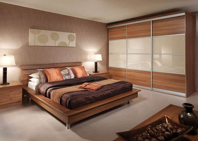 PRIMA Home Bedroom Closets And Wardrobes Hinged Door With Mirror , 600mm Deep